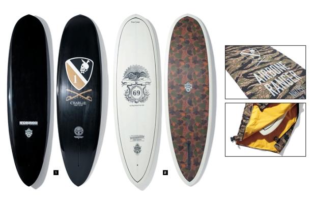 NEIGHBORHOOD × ENO SURFBOARDS