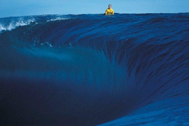 Andy Irons - Teahupoo, Tahiti